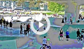 WJ Skatepark Video