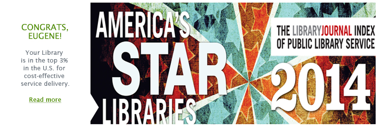 Your Library Earns Star Library Award