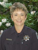 Sergeant Lisa Barrong