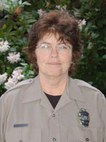 Crime Prevention Specialist Margaret Mazzotta