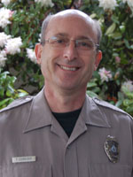 Crime Prevention Specialist Tod Schneider