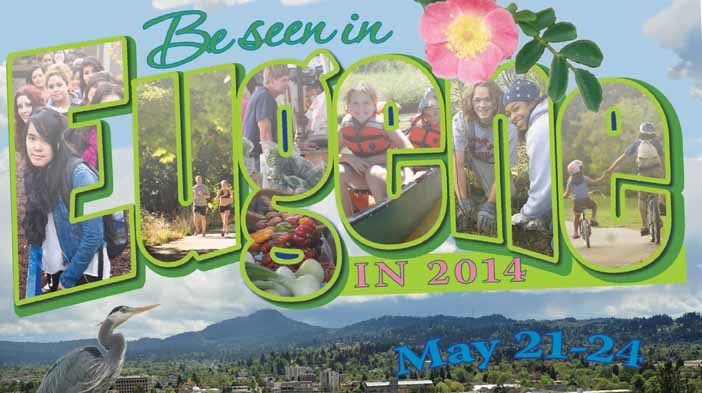 Be Seen in Eugene NUSA 2014