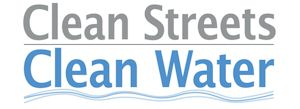 Clean Streets Clean Water
