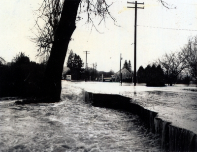 Eugene - Flood of 1964