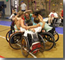Adaptive Recreation participants