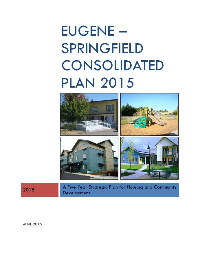 Consolidated Plan Summary Link